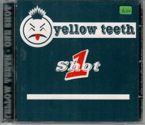 mCD - YELLOW TEETH: 1 Shot (Belgian punkrock)