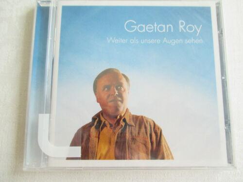 1 von 1 - Weiter als unsere Augen sehen von Gaetan Roy (2011) - CD Neu & OVP
