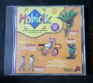 MOBICLIC, N.26 OCTOBRE 2000 POUR LES 7/12ANS