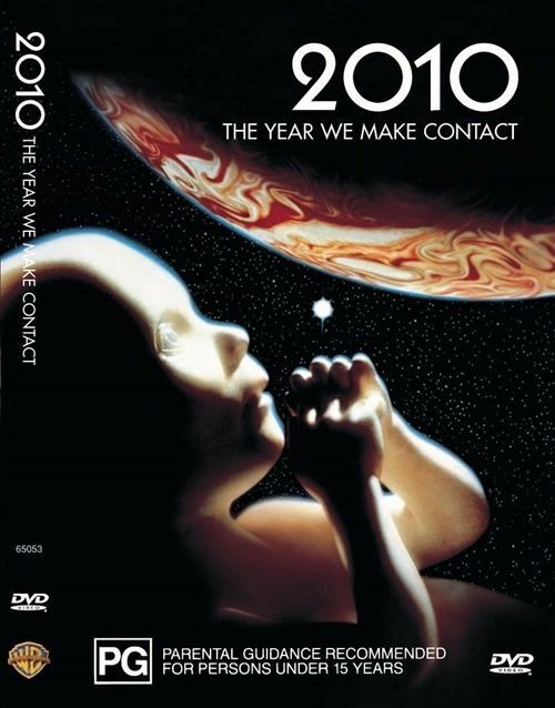 2010 The Year We Make Contact DVD 2000