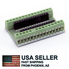 2 x Arduino NANO 3.0 mini expansion board / terminal adapter - Phoenix, AZ