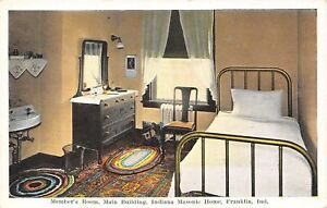 Franklin-Indiana-Masonic-Home-Member-Room-Radiant-Heat-Throw-Rugs-Metal-Bed-1922