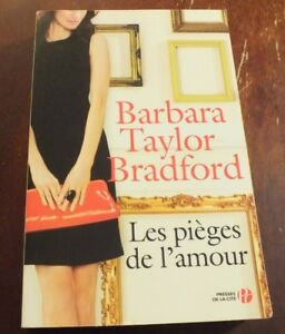 Soft-Cover-French-Book-Les-Pieges-de-L-039-Amour-Barbara-Taylor-Bradford-2011