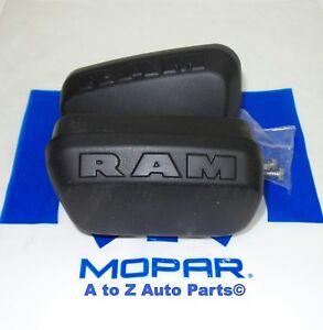 2013-2018 RAM 1500 2500 3500 TUBULAR SIDE STEP END CAPS OEM MOPAR 68193113AA