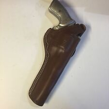"Ruger Super RedHawk, Ruger Red Hawk 71/2"" Barrel 44 Magnum,45LC Leather Holster"