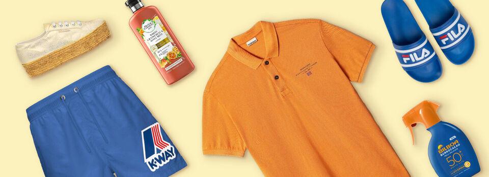 Scopri la selezione - I prodotti più cool per la tua estate!