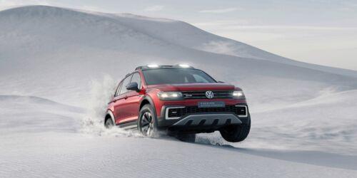Pour VW Tiguan II à partir de 2016 paßgenaue siège avant Housses En Design Exclusive En Gris