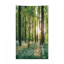 Wald Wandteppich und Tagesdecke Tropic Gebirgsbach Druck