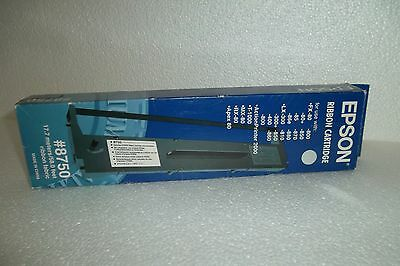 6 Epson 8750 compatible ribbons FX80//MX80//LX300//LX800