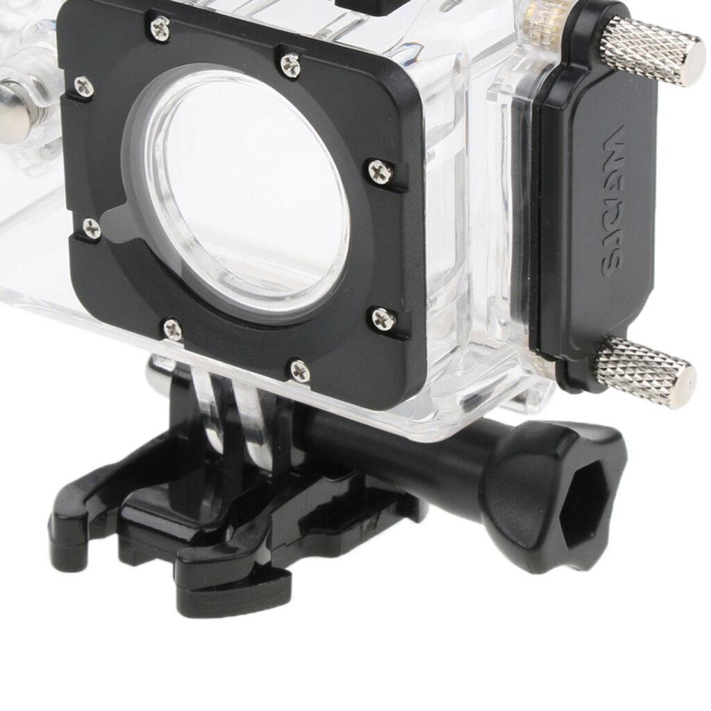 Camera Waterproof Case for SJCAM SJ5000 Camera Motorbike Motorcycle Bike Mount