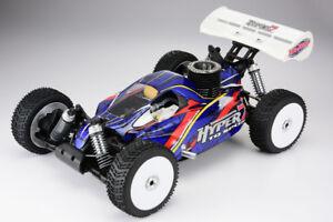 Hobao Hyper 7 Tq2 Rtr Buggy avec moteur turbo mac828, 2.4ghz Radio Hbm7-tqf28bu