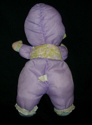 13  De Luxe Mfg Baby Doll Mädchen Nylon Plüschtier Plüschtier Spielzeug Teddys