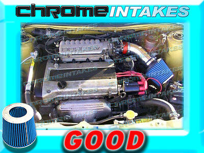 CF RED 90 91 92 93 GEO STORM//ISUZU IMPULSE 1.6 1.6L//1.8 1.8L I4 AIR INTAKE KIT