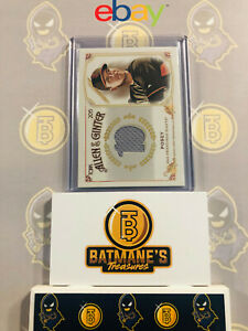 2015-Topps-Allen-amp-Ginters-Buster-Posey-FSRB-BP-Game-Used-Jersey-MINT-Baseball
