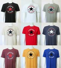 92abcb943729 Converse All Star Chuck Taylor Crew Neck T Shirt 11 Colors Regular ...