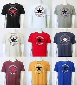 NEW-CONVERSE-All-Star-Chuck-Taylor-Crew-Neck-T-Shirts-Sizes-S-M-L-XL-XXL