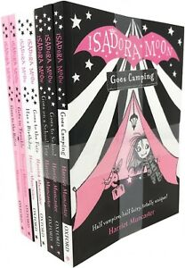 Harriet-Muncaster-Isadora-Moon-Series-7-Books-Collection-Set-Camping-Birthday