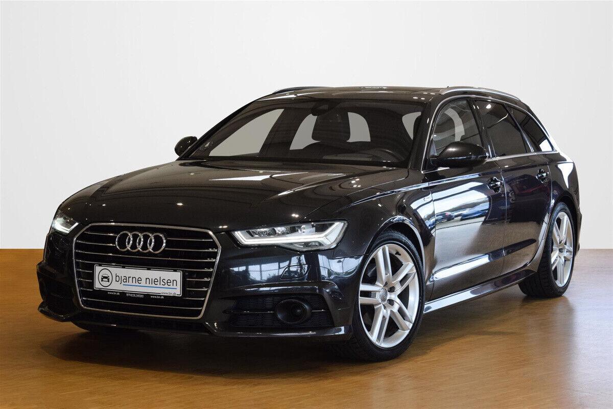 Audi A6 Billede 2