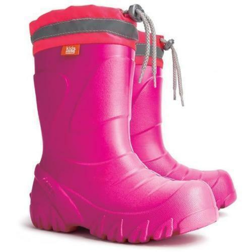 Wellies for Kids Waterproof Wellington Boots for Boys and Girls Outdoor New UK