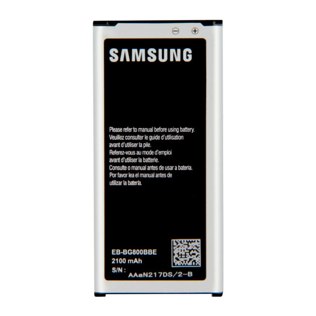 Replacement Battery EB-BG800BBE For Samsung GALAXY S5 mini S5MINI G870A 2100mAh