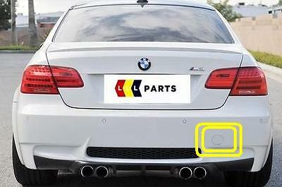Painted or Primed BMW Rear Bumper Tow Hook Cover E92 E93 M3/'s 2007-2013