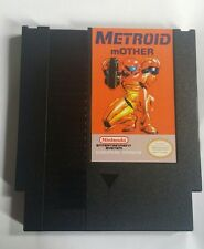 Nintendo nes metroid mother Free Region Cart Only Game Cart homebrew port