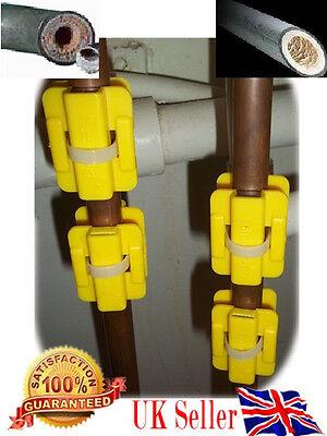 Acondicionador De Agua Magnético suavizantes mejora Cal remover X 2 Par