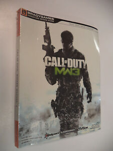 Call of duty modern warfare 3 signature series strategy guide.