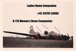 US-Flugzeug-B17-Bomber-NAME-Ladies-Home-Companion-Froidchapelle-Luxemburg-1