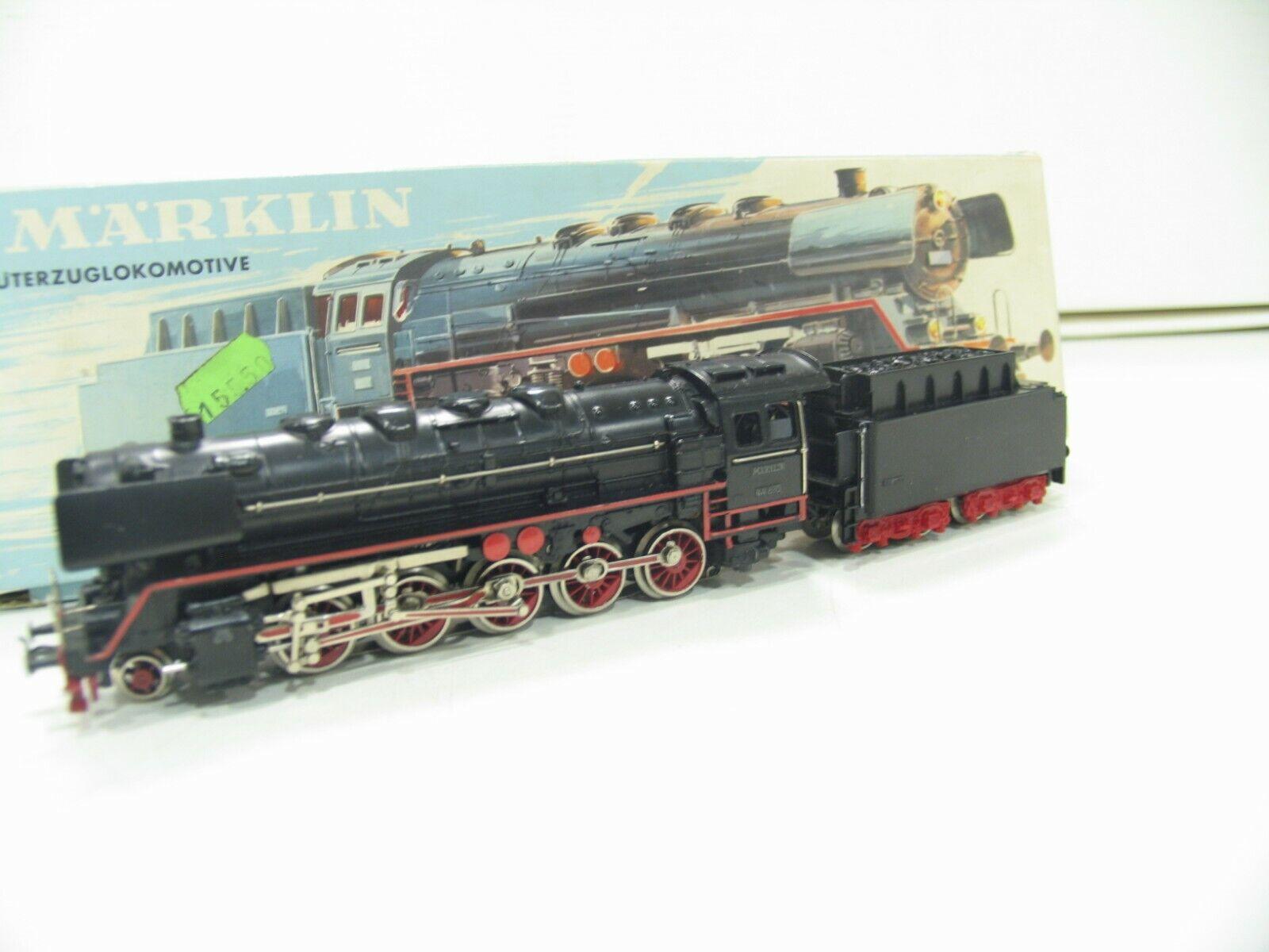 Märklin 3027 Steam Locomotive BR 44 the DB telex toooooppp JS252