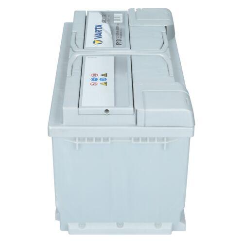 Varta Silver Dynamic F19 85 Ah 800A//EN Autobatterie Starterbatterie