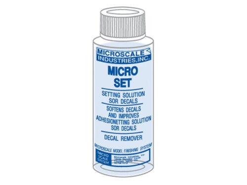 Microscale MI-1 Micro Set Solution für Decals 28g