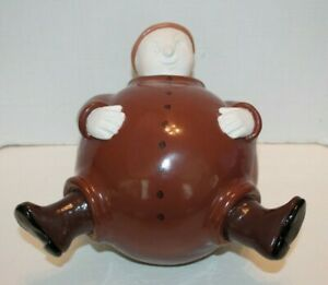 Rare-Catherine-Hunter-Bowlies-Jeff-Classic-Figurine-Handmade-Belgian-Design