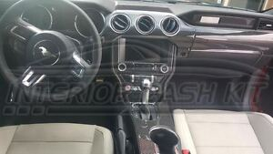 Image Is Loading FORD MUSTANG GT 350 ECOBOOST INTERIOR REAL CARBON