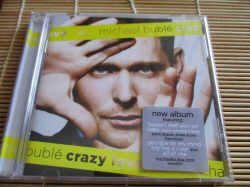 1 of 1 - Crazy Love by Michael Bublé (CD, Oct-2009, 143 Records)