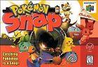 Pokémon Snap (Nintendo 64, 1999) - European Version