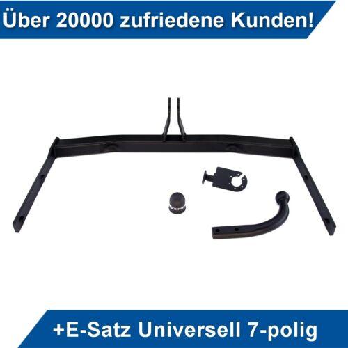 Kpl AHK Volkswagen Touran I 1T 03-15 Anhängerkupplung starr+ES 7p uni