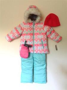 043797dd6458 New Girl s CARTERS Winter Snow Suit Jacket