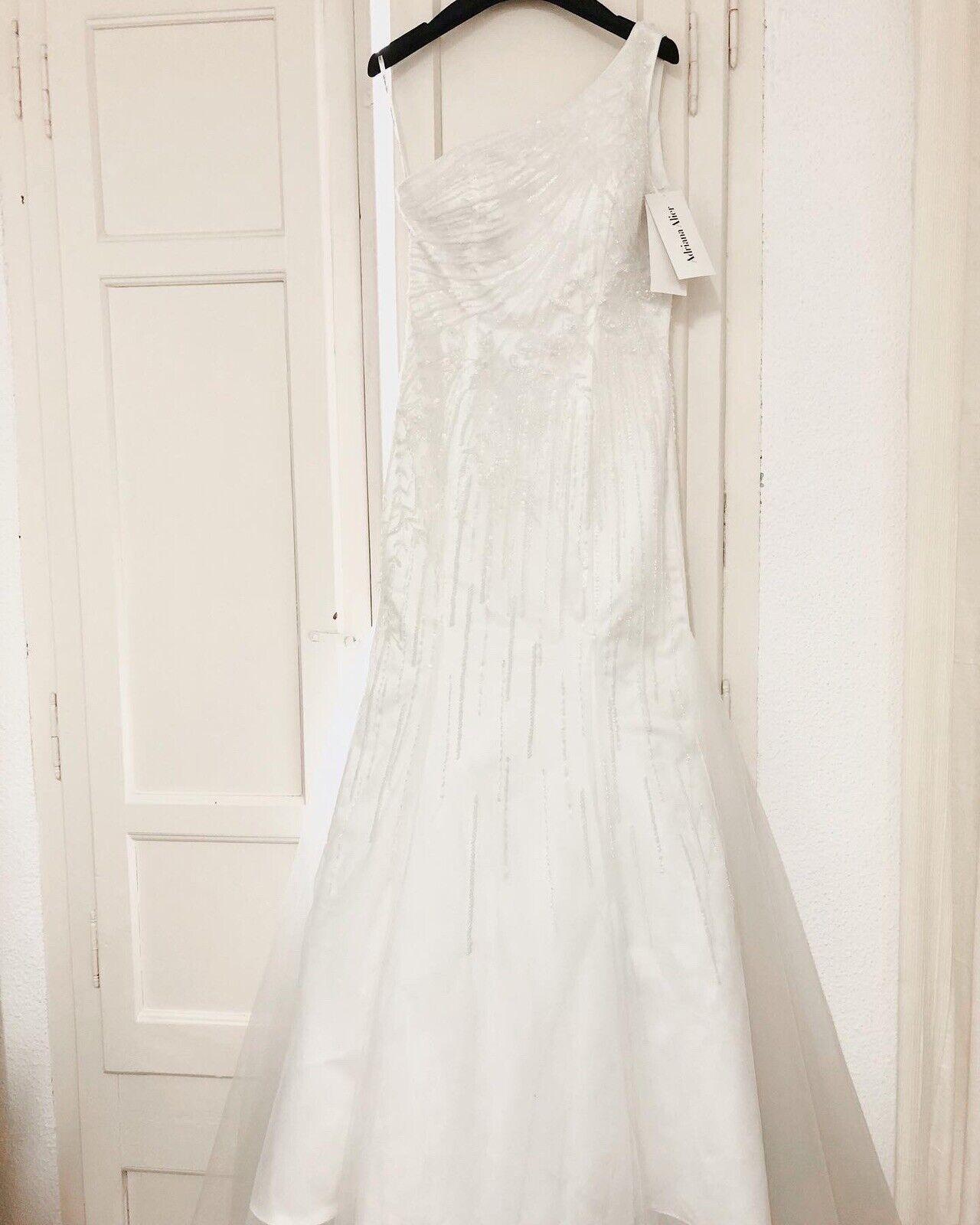 vestido de novia Adriana Alier