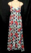 Chanel Dress Flower Print Silk Maxi Size 36 (2)
