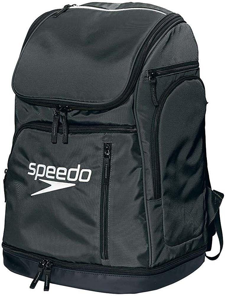 Speedo Giappone Nuoto Nuotatore Piscina Borsa Zaino SD96B01 nuovo Bianco Nero
