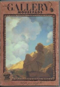 Maxfield Parrish Morning Mousepad Gallery Washable