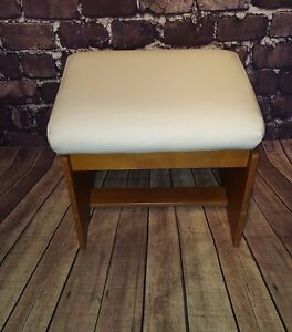 Outstanding Details About Vintage Retro Danish G Plan Style Mid Century 1960S 1970S Teak Stool Seat Chair Pdpeps Interior Chair Design Pdpepsorg