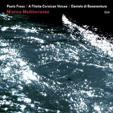 Paolo Fresu, A Filetta, Di Bonaventura - Mistico Mediterraneo ( CD - Album )