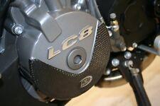 R&g Racing de fibra de carbono de la mano izquierda Motor Funda Deslizante para caber Ktm 990 Smr