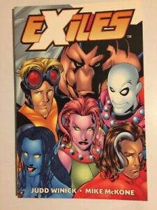 Marvel-Comics-2002-Exiles-1-TPB-1st-Print-Collects-1-4-NM