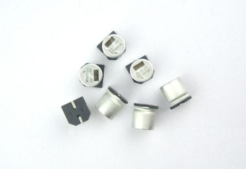 HighVoltage-10uF//400V-SANYO-CE2G100MKHANG-SMD-Aluminum Electrolytic Capacitor-JP