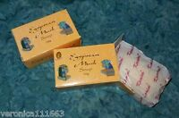 Egyptian Musk 2 Bars Healing Herbal Soap 200g Kamini Brand Sensual Luxurious