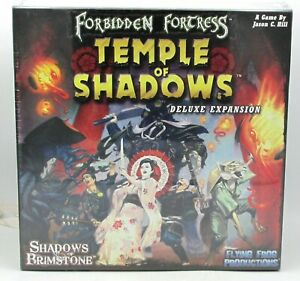 Details about Forbidden Fortress FFP0712 Temple of Shadows Expansion  (Shadows of Brimstone)