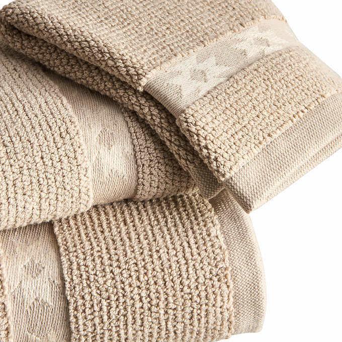 Pendleton Tucson Star 100% Turkish Cotton 3-pc Towel Set (Select Color)
